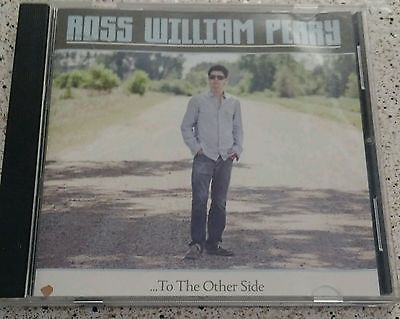 Ross William Perry ...To the Other Side guitar driven blues rock jazz CD