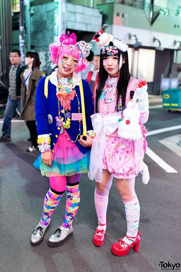 Best Wish Pop Kei And Decora Images On Pinterest Harajuku