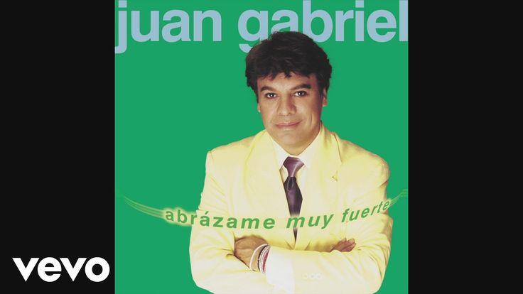 Juan Gabriel - Abrázame Muy Fuerte