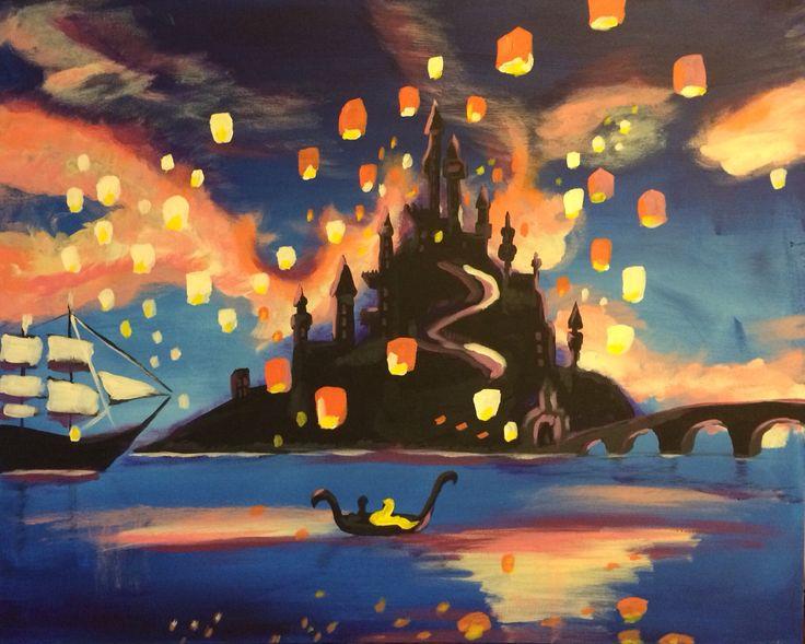 best 25 tangled lanterns scene ideas on pinterest