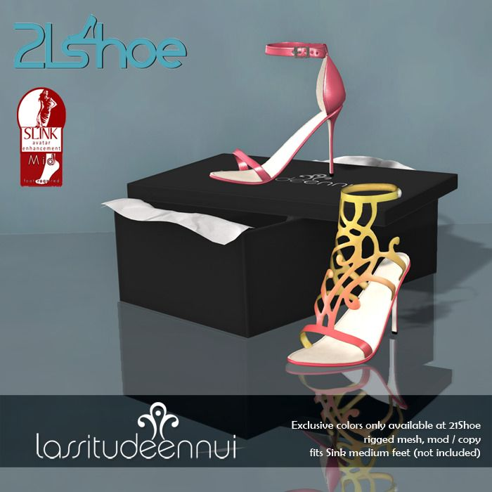 lassitude & ennui for 21 Shoe | Flickr - Photo Sharing!