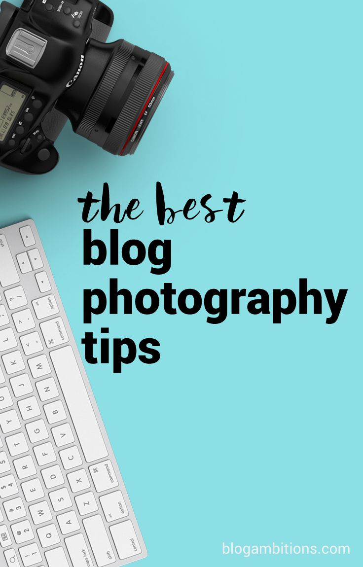 Improve your blog pictures with this epic list of photography tips and tutorials.