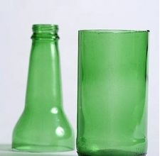 1000 images about cutting bottles on pinterest glass for Cut glass bottle with string and fire