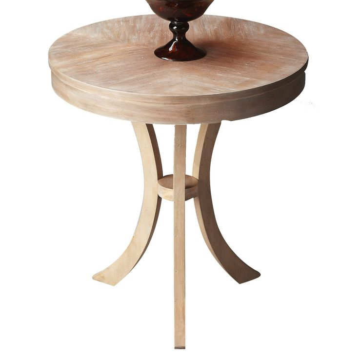 Butler Side Table - Driftwood  from hayneedle