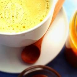 Healing warm turmeric milk @ allrecipes.co.uk