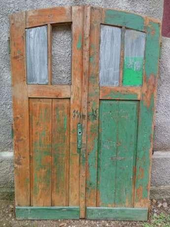 Uși vechi Sintesti - imagine 2