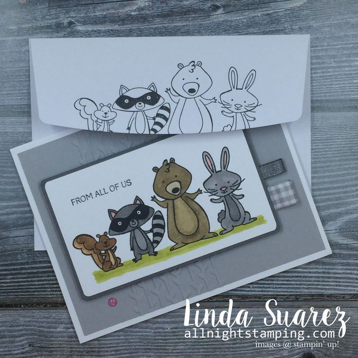 Happy Groundhog Day! Today's card is for my friend and co-worker who had knee surgery a couple of weeks ago. The We Must Celebrate stamp set was perfect for the occasion. I brought the card in to work so her other friends could sign it too. And I got to play with my Stampin' Blends! …