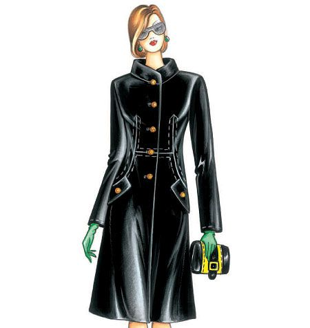 Marfy Coat F3474 - For when I am more accomplished...