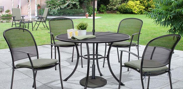 Garden Furniture Kettler metal garden furniture | garden furniture, metal garden furniture