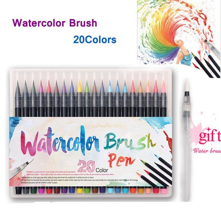 Best 20 Watercolor Brushes Ideas On Pinterest Paint
