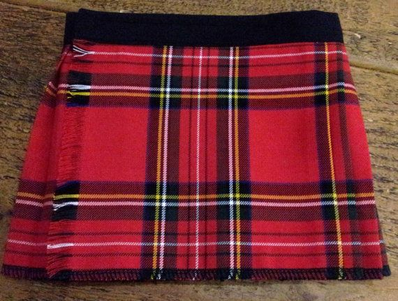 Boys Royal Stewart Kilt
