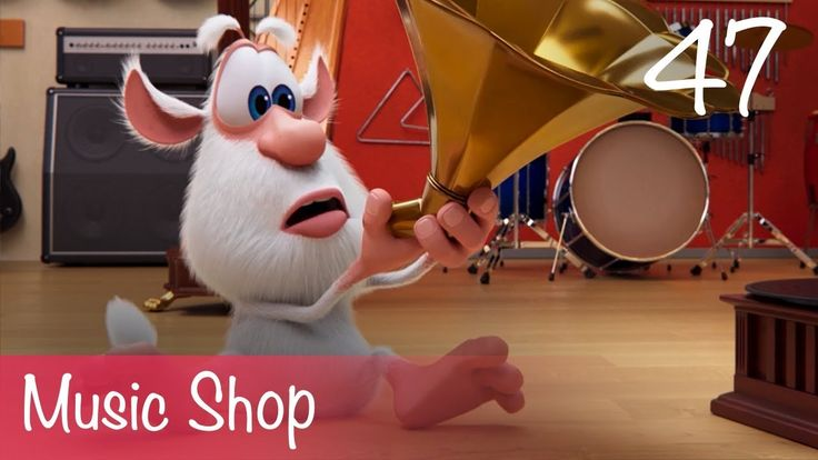 Booba in English movie 2019 Music Shop Episode 47 watch online for the kids full…