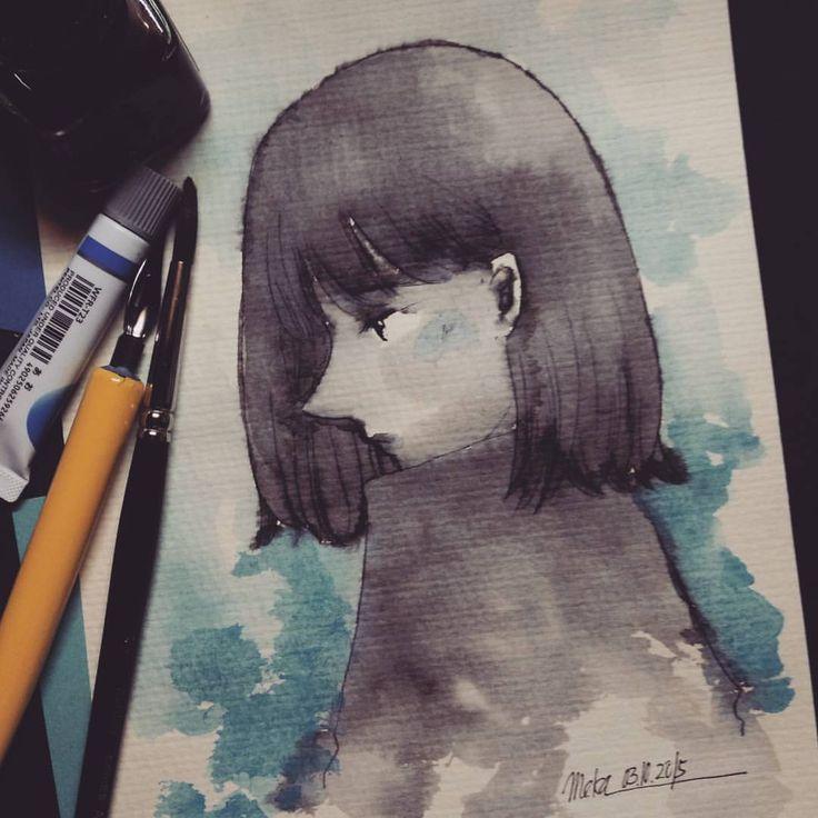 04 inktober #mekaworks #drawing #inktober
