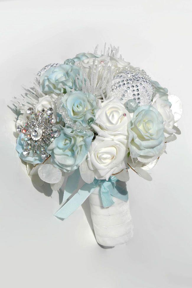 冬のウェディングブーケ 10 best bouquets for your #winter #wedding