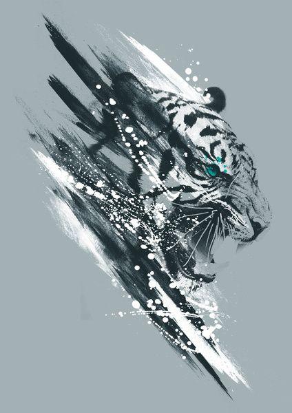 White Tigra : Steven Toang