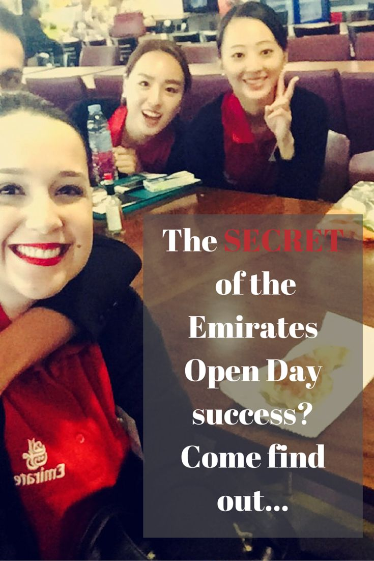 Then come and check out our blog... http://mondrago.co.uk/emirates-careers…