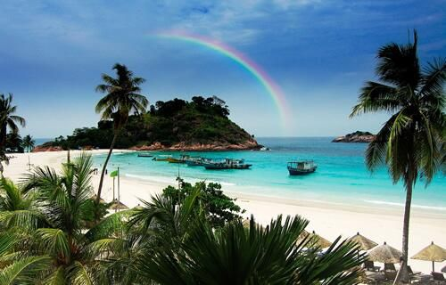 Pulau Tidung @Lensa Temesgen Nusantara