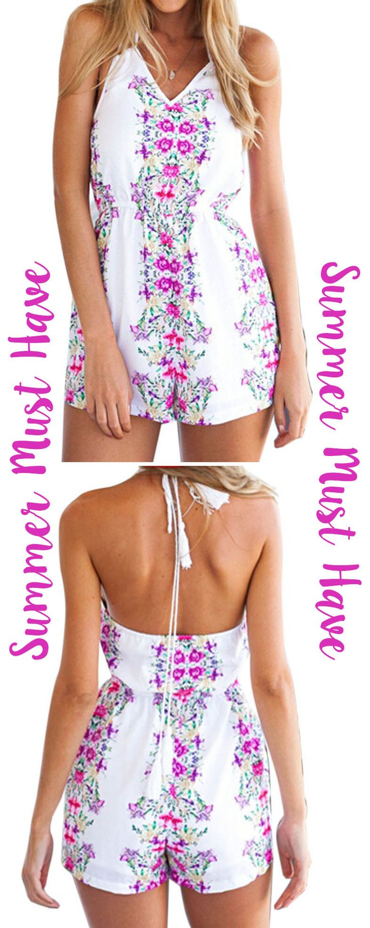 Rompers! A Summer Must-Have Fashion!