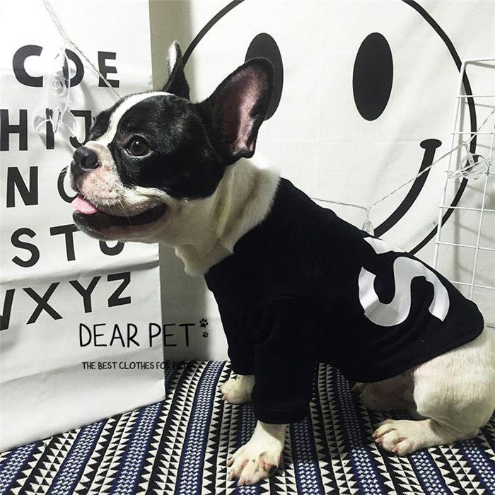 激安シュプリームsupreme Tシャツ 犬服 猫服 犬猫用 ペット服 素材綿ブランド 服おすすめ ペット服 犬 ペット