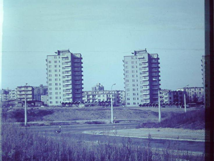 ul. Filaretów, w oddali wieżowce przy ul. Rymwida źródło; Jerzy Turżański