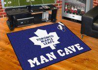 Toronto Maple Leafs All Star Man Cave Mat Floor Mat. $34.99 Only.