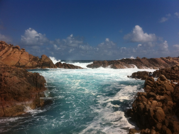 Canal Rocks near Yallingup in Western Australia-I live in a Beautiful country!!