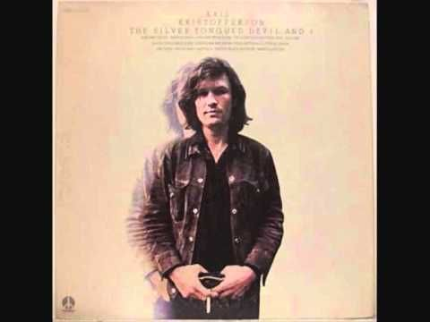 THE PILGRIM, CHAPTER 33 -  Kris Kristofferson - reminds me of a road trip I took once with my sis