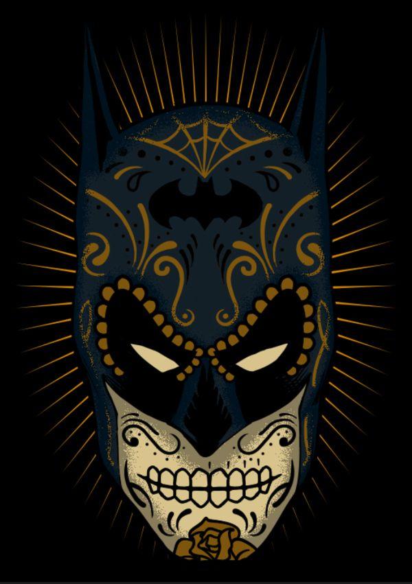 BATMAN - Cinco de kickass