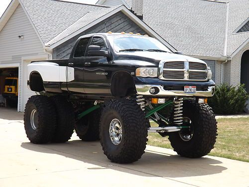 D F C Bca Efa Dodge Trucks Lifted Big Trucks