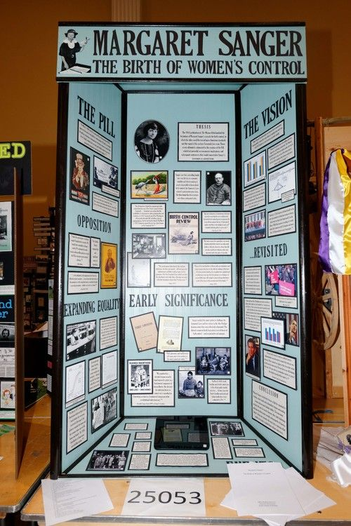 student History Day project examples