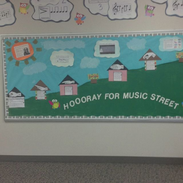 12 Best Images About Music For Melodica On Pinterest: 17 Best Images About Mu Ed Bulletin Boards On Pinterest