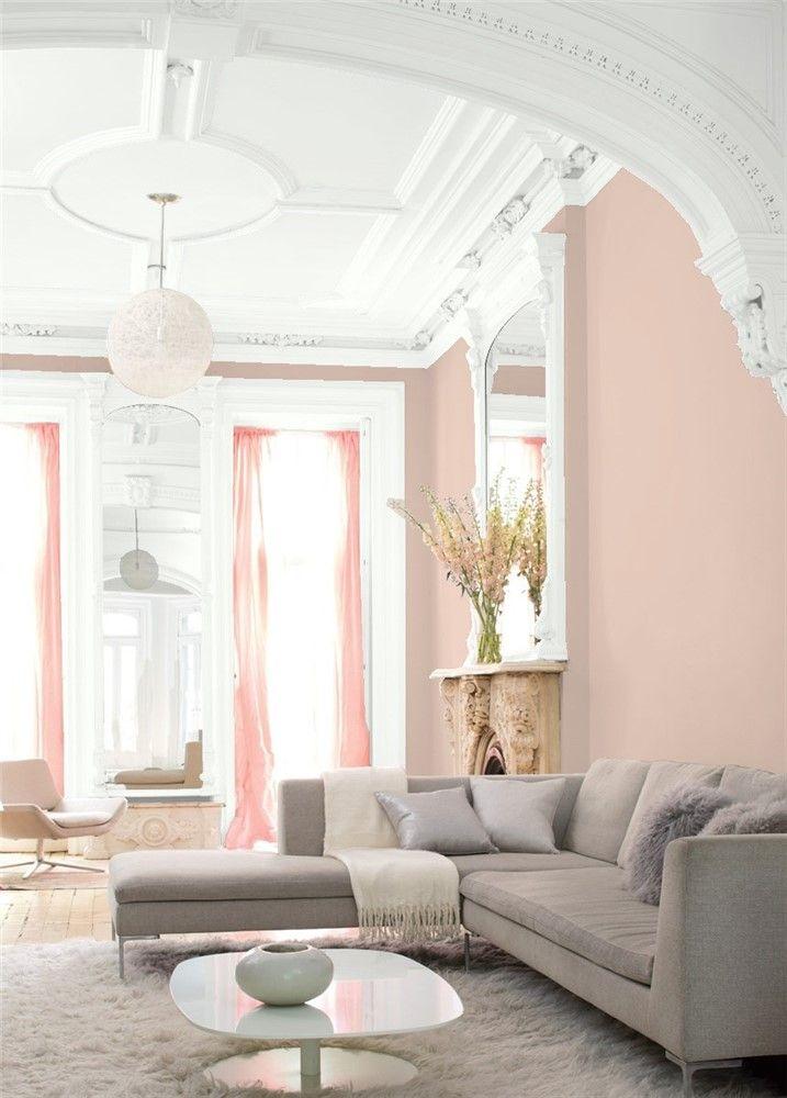 Odessa Pink Benjamin Moore