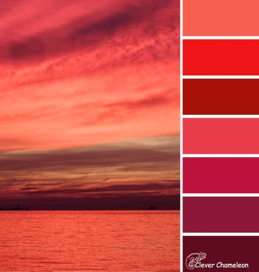 Colour Inspiration Tuesday: January is Red!   January ...