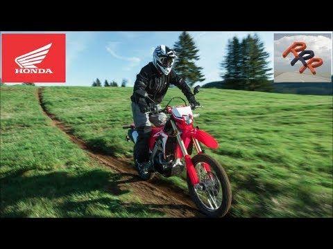 2020 Honda Dual Sport Motorcycle Crf450l Dual Sport Motorcycle