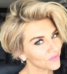 charissa thompson haircut - Google Search