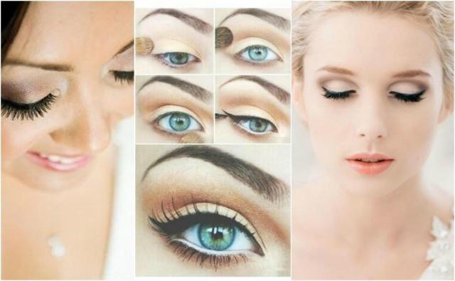 Niezawodne pomysły na jasny makijaż