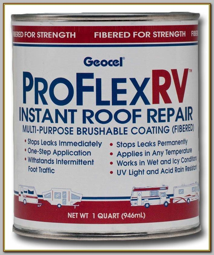 Important Knowledge On Properly Fixing Your Roof Roof Sealant Roof Coating Rv Roof Repair