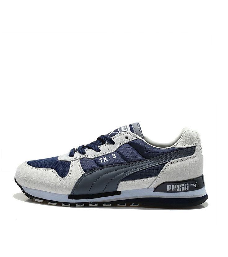 Puma TX-3: Grey/Navy