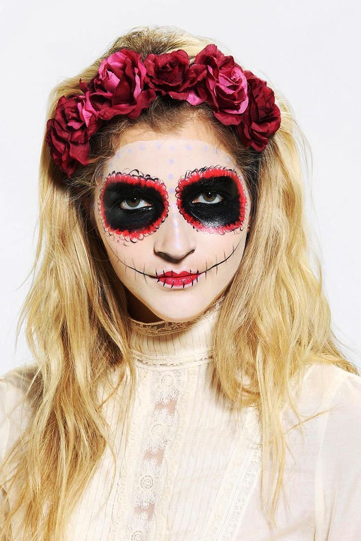 The 66 best images about Halloween Makeup Ideas on Pinterest ...