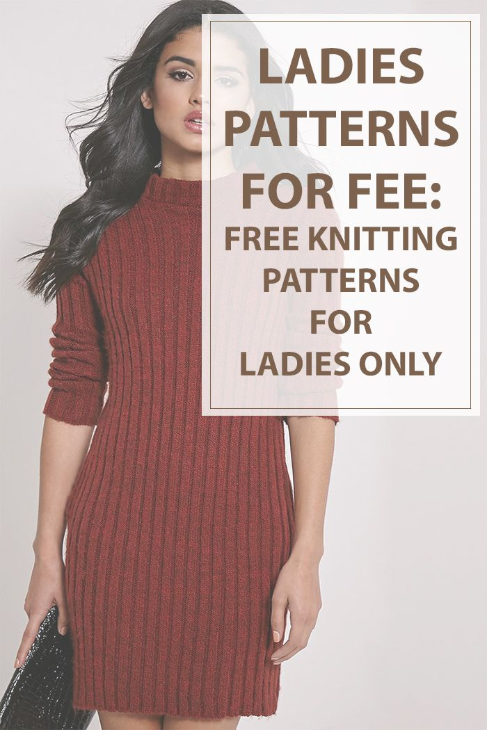 Start knitting fabulous,classy,elegant and unique knitted clothes with the ladies knitting patterns free.Gain a unique style which will draw all the eyes. #knitting #blog #knit #pattern | www.housewiveshobbies.com |