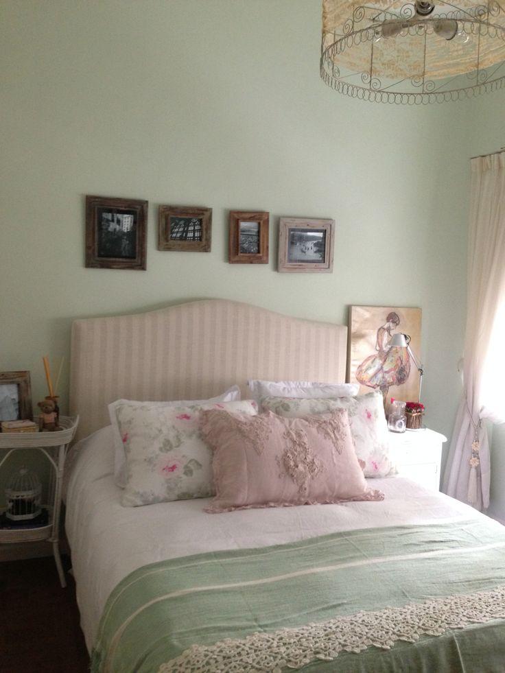 Dormitorio muy Shabby!!