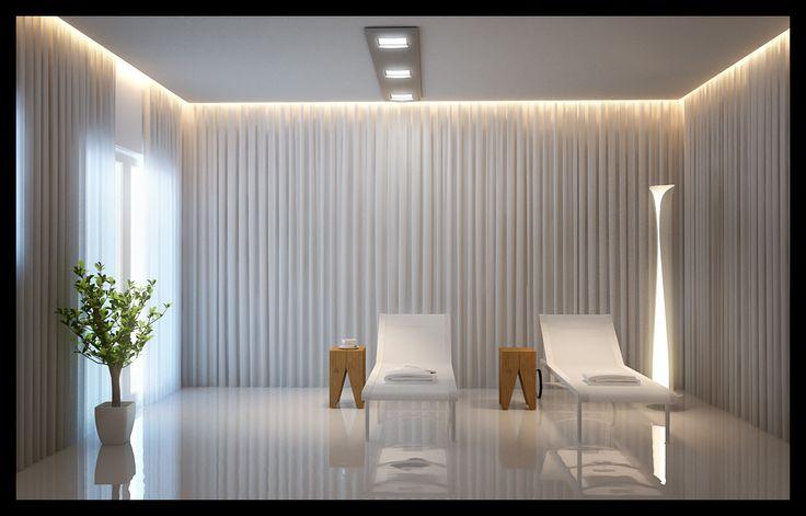Contemporary Private Apartment - Hungary / wellness