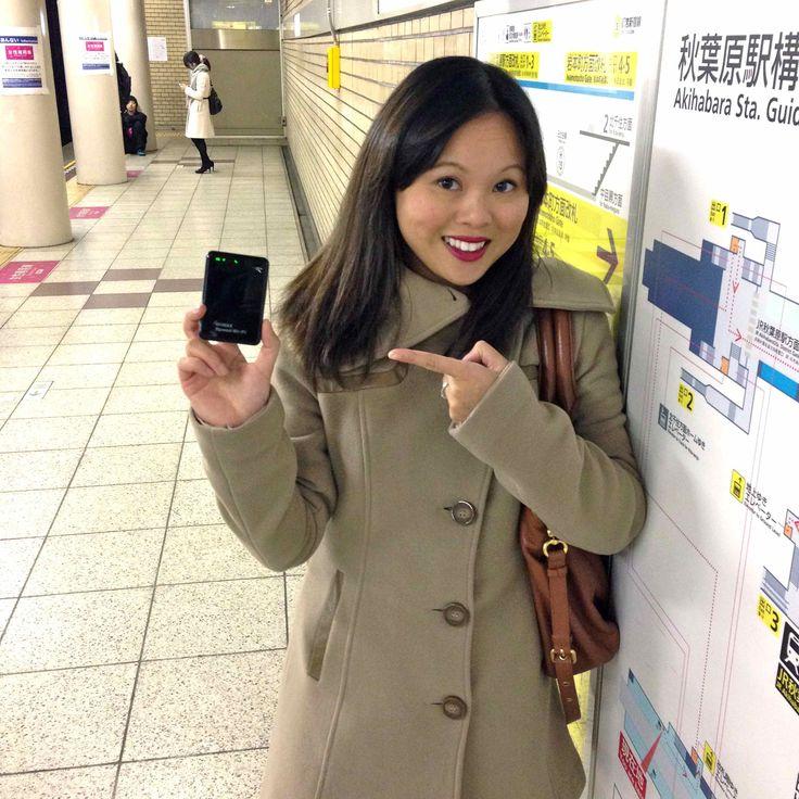Travel Review: Pocket WiFi Rental (verdict: worth it!)