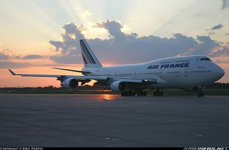 AFR B747-428