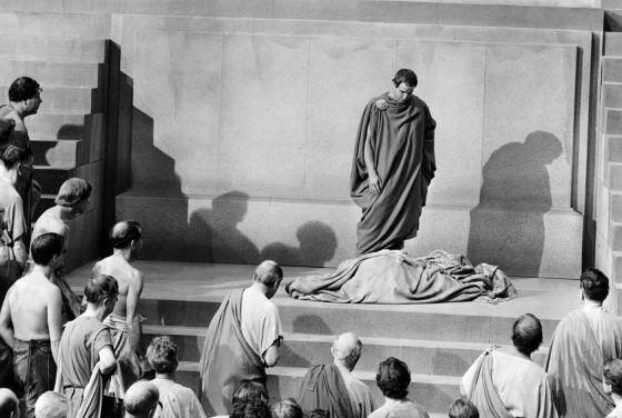 Ni Bruto, ni Casio: Décimo es el nombre clave en la muerte de César | Cultura | EL PAÍS