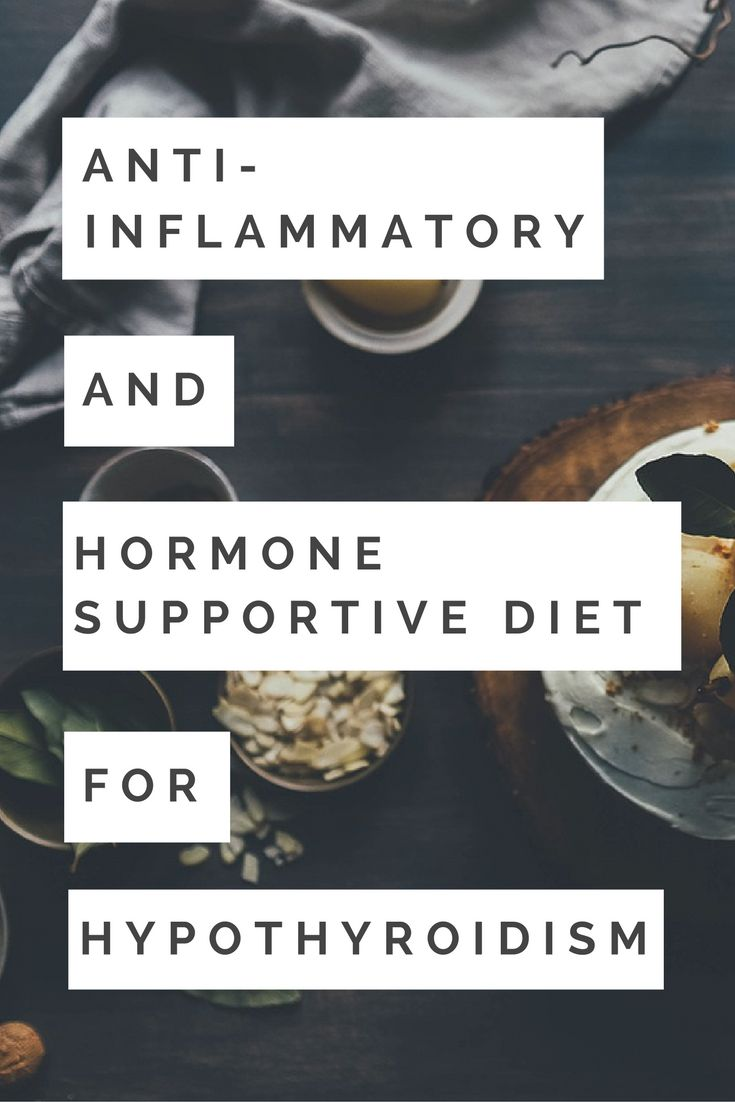 Diet for Hypothyroidism http://www.buzzblend.com