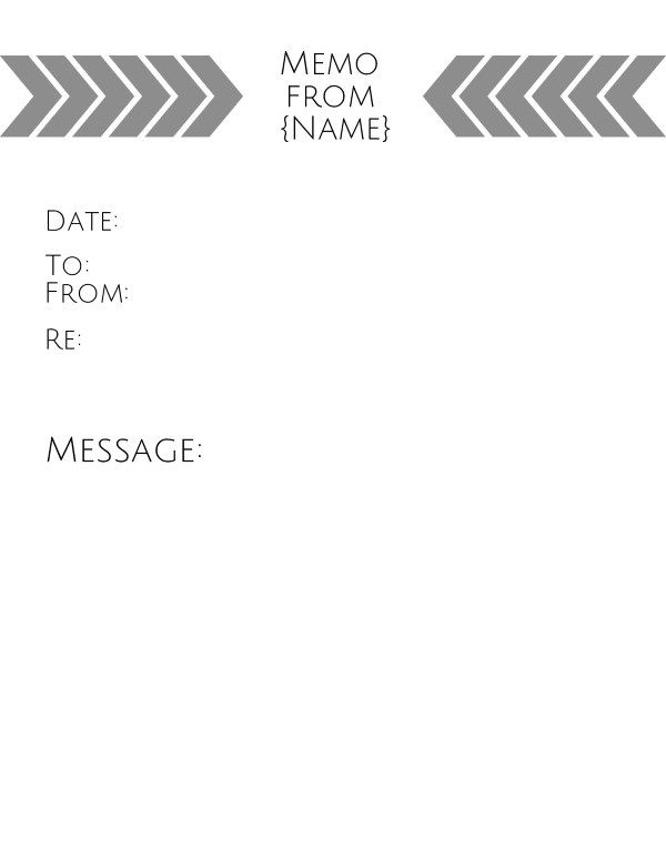 8 best Memo Template images on Pinterest Microsoft word, Template - microsoft word memo template
