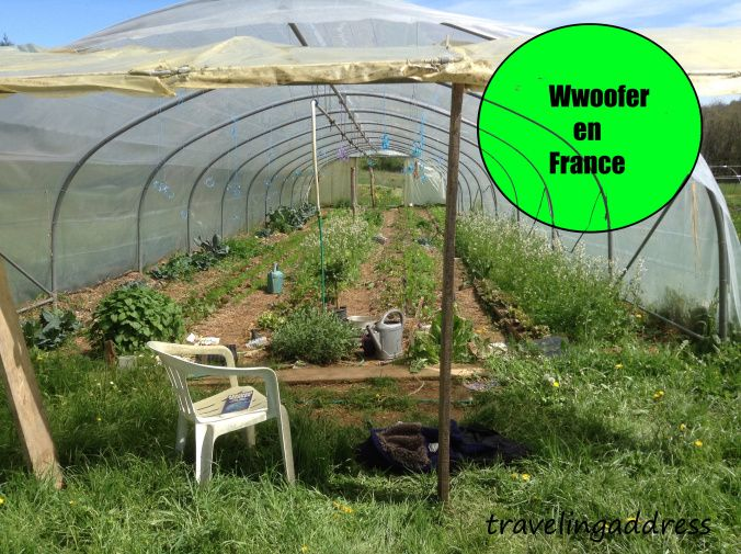 #wwoofing, #france