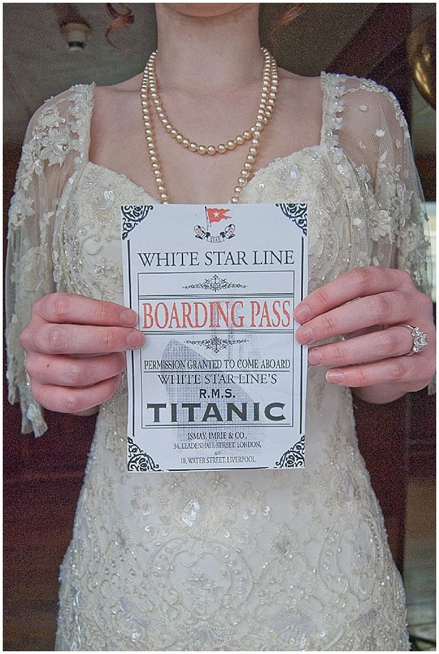 267 Best Titanic Movie Themed Wedding Images On Pinterest Roaring