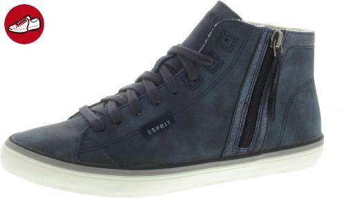 Esprit Sneaker high Größe 39, Farbe: blau - Esprit schuhe (*Partner-Link)